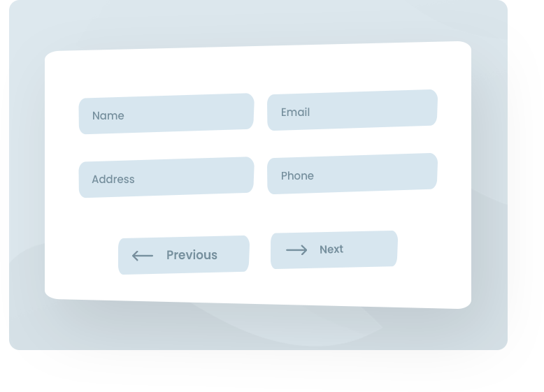 Multipage Forms Addon